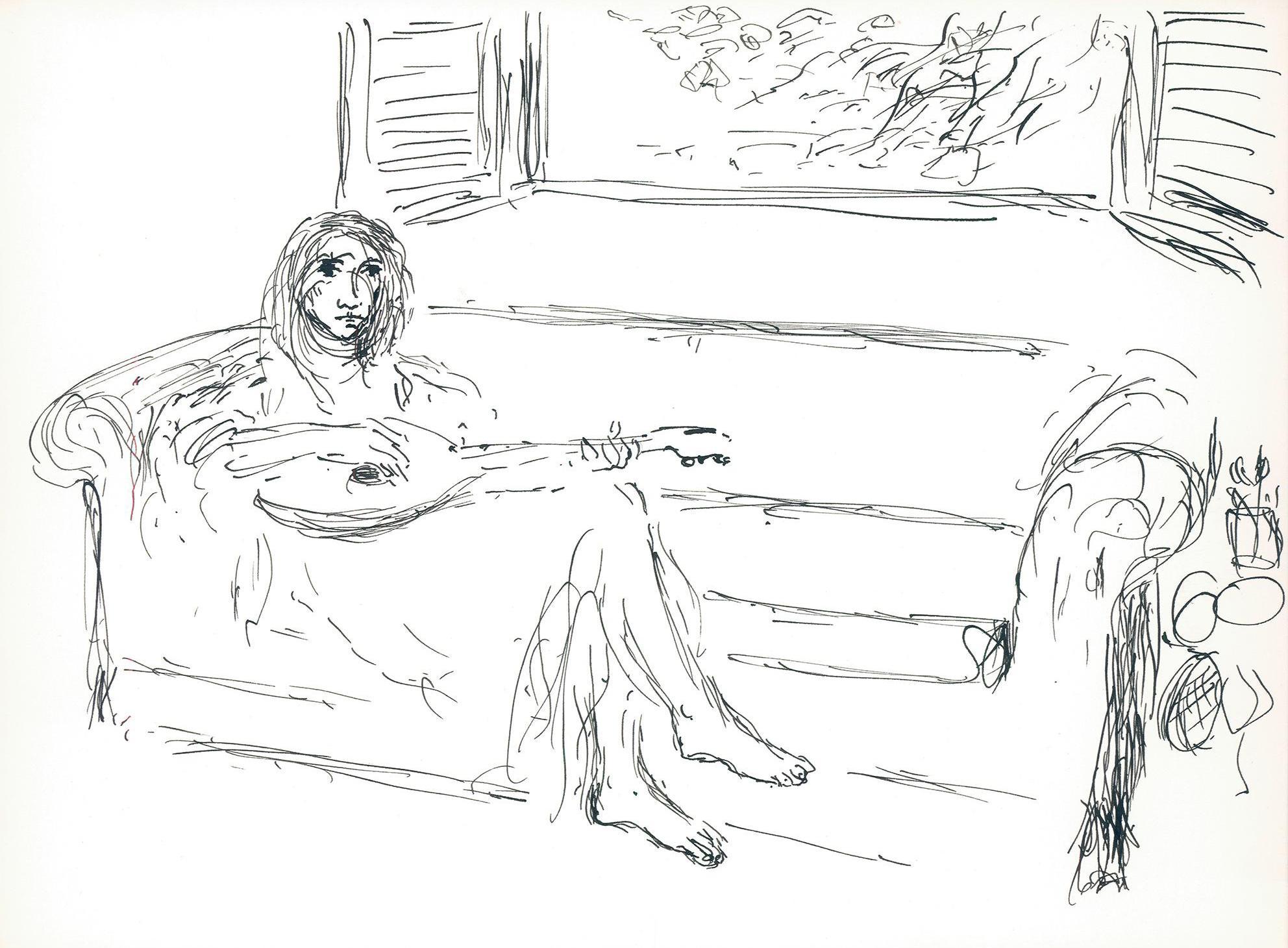 Bocetos Sofás