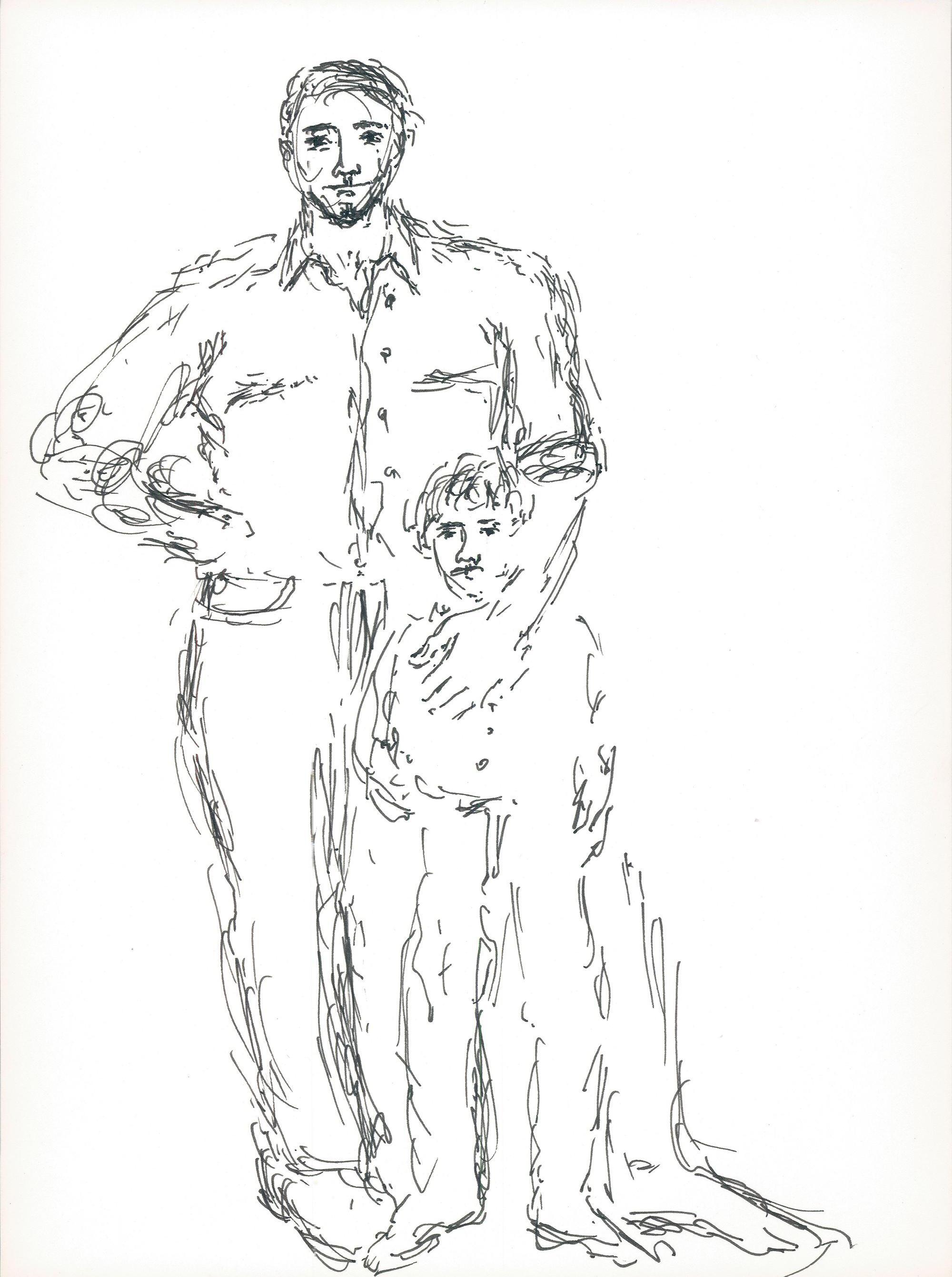 Bocetos para paternidades