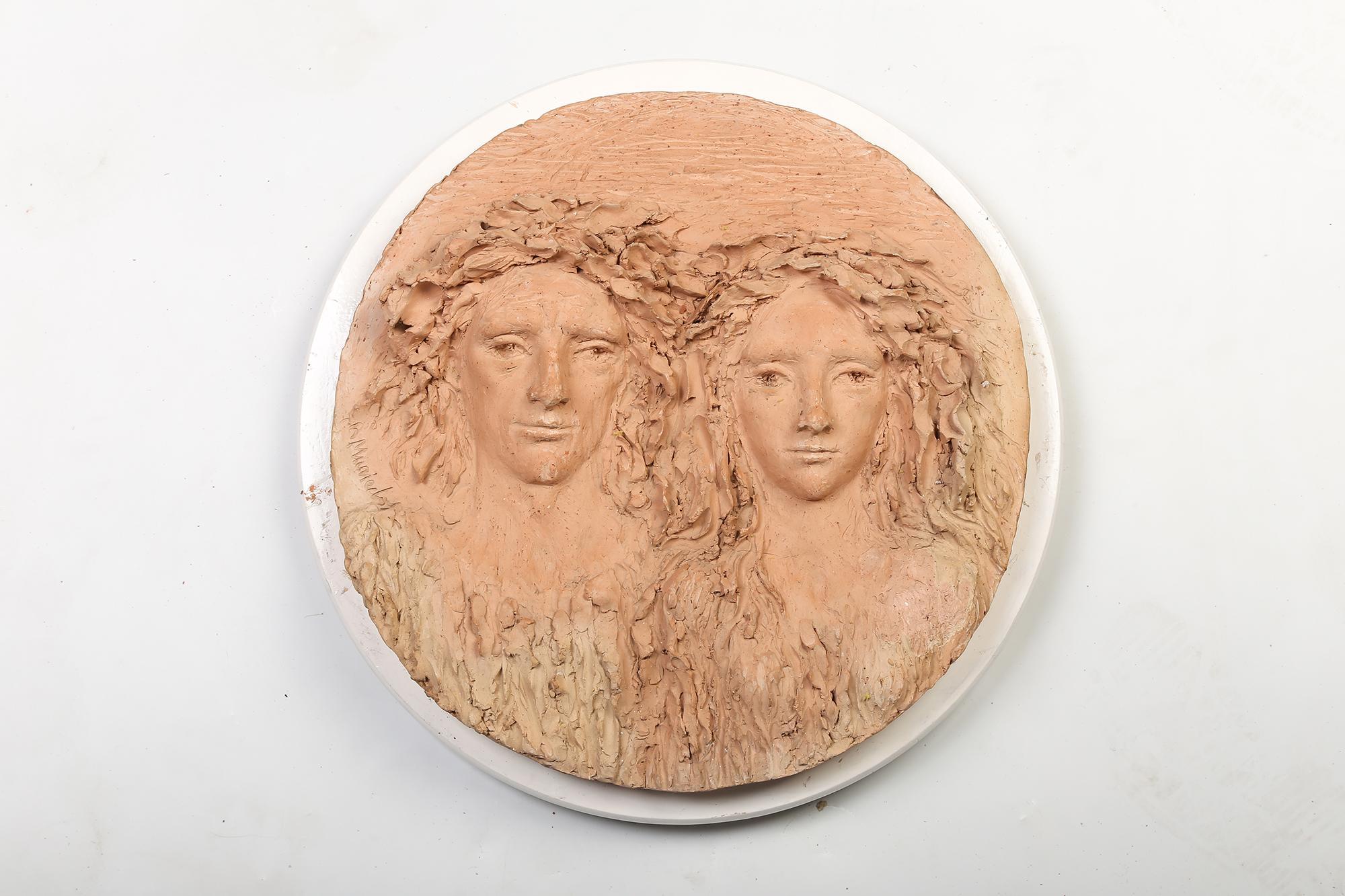 Medalla Hombre y Mujer